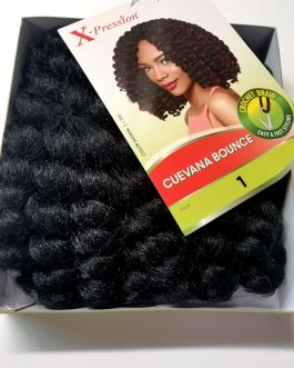 Outre X-Pression Crochet Braid Cuevana Bounce
