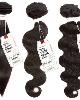 Sensationnel Bare & Natural Unprocessed 100% Virgin Human Hair 7a Loose Deep